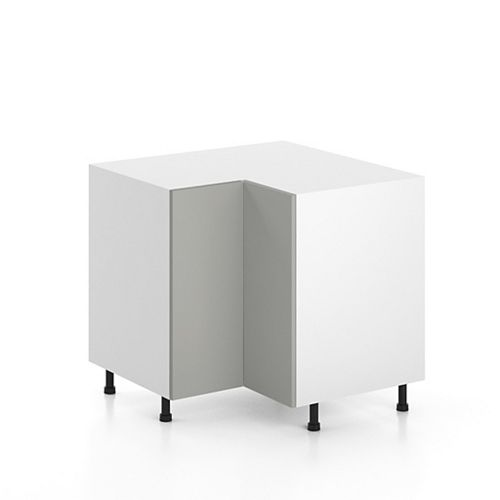 Base Diagonal Corner Cabinet Strasbourg 36 inch - Ready to Assemble