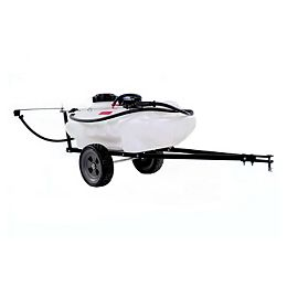 25 Gallon Tow-Behind Lawn and Garden Sprayer