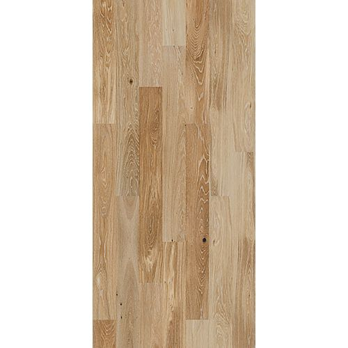 White O Tripoli 9/16 in. Thick x 5-1/8 in. x 43 in. L. Engineered Click Hardwood (10.66 sq.ft./case)