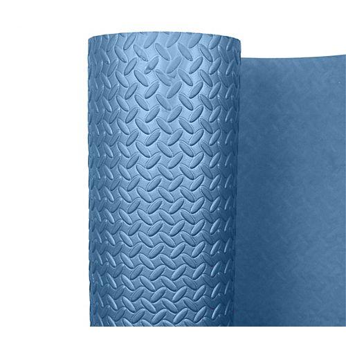 Rolled Foam Mat 39.4-inch X 78.8-inch, Blue