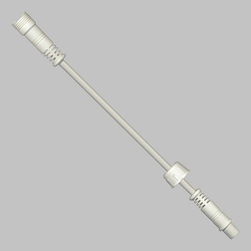 108-inch White Extension Cord for 3 and 5 Color Temperature Changing Recessed Lights.