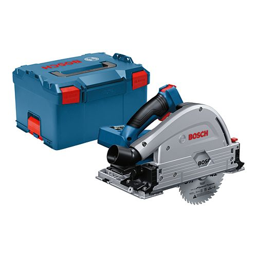 18V Connected-Ready 5-1/2 inch Track Saw with Plunge Action (Bare Tool)