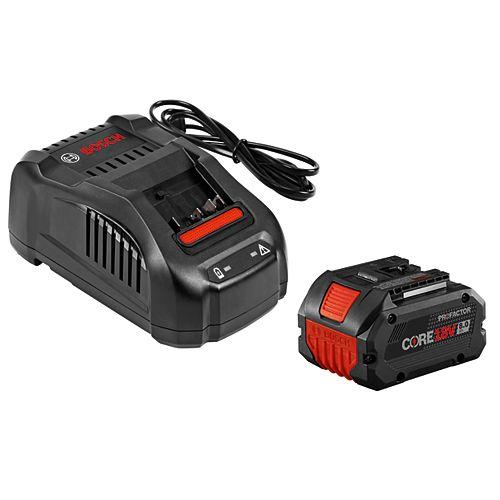 18V CORE18V Performance Starter Kit with (1) CORE18V 8.0 Ah PROFACTOR Performance Battery