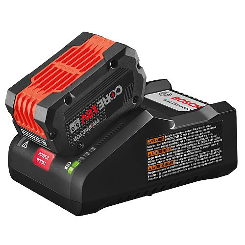 18V CORE18V Kit with (2) CORE18V 8.0 Ah PROFACTOR Batteries and (1) Charger
