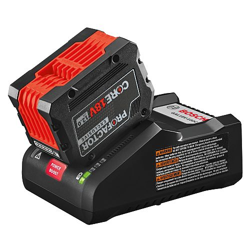 18V PROFACTOR Kit with (2) CORE18V 12.0 Ah PROFACTOR Batteries and (1)Charger
