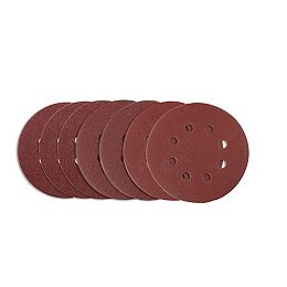 5-inch Rand Orbit Sand Paper Assortment (7-pack)
