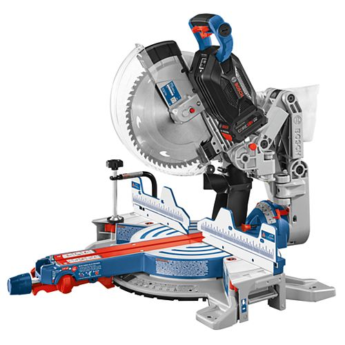 PROFACTOR 18V Surgeon 12 In. Dual-Bevel Glide Miter Saw (Bare Tool)