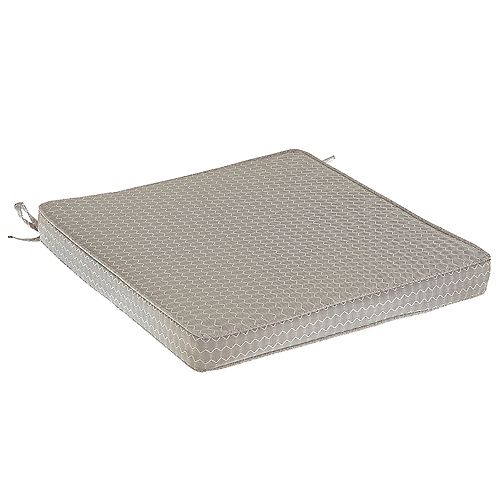 En Plein Air Chairpad (Pentagone Gray) - Set of 2