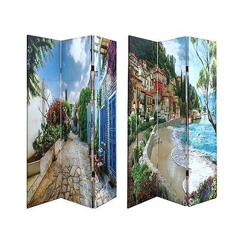 Double Sided Canvas Screen (Wanderlust)