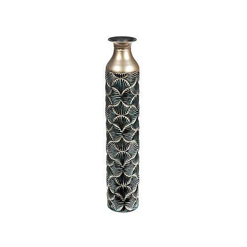 """Metal Vase (24"""") (Torrent)"""