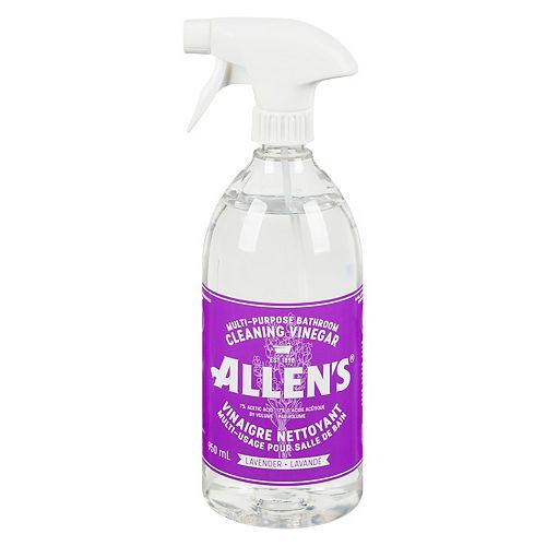 Allen's Lavender Scented Bathroom Cleaning Spray