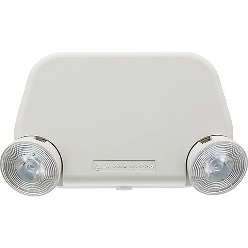 White LED Emergency Lighting Unit