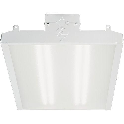 I-Beam IBE 12,000 Lumen 5000K Daylight LED High Bay Light, White