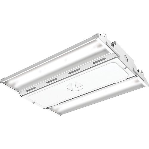Compact Pro 18000 Lumen 4000K LED High Bay Light, White