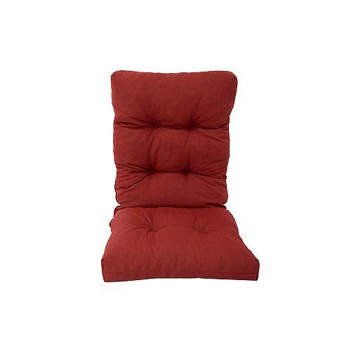 Highback Cushion Red