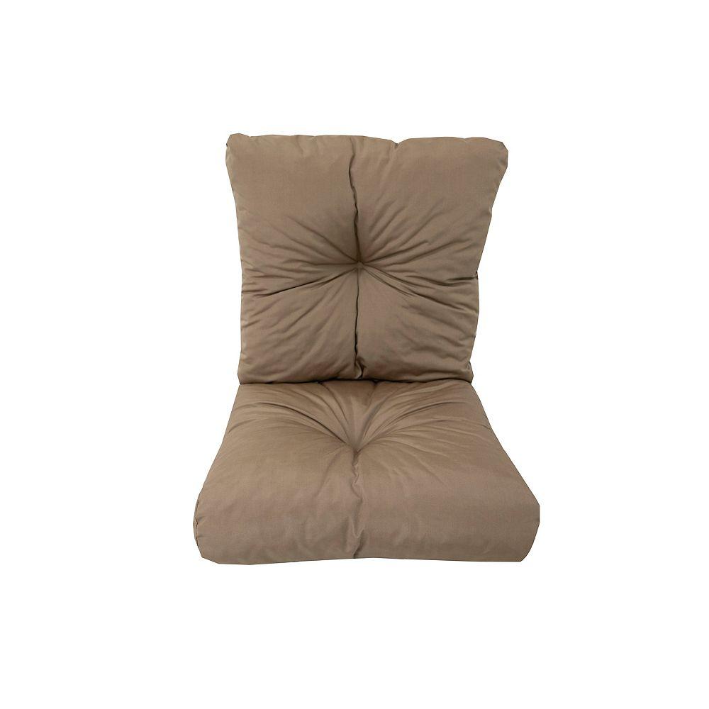 Bozanto Inc. Deep Seating Cushion Brown