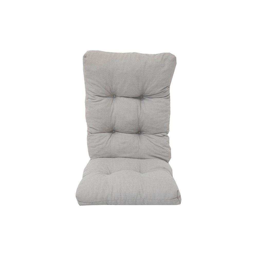 Bozanto Inc. Highback Cushion Taupe