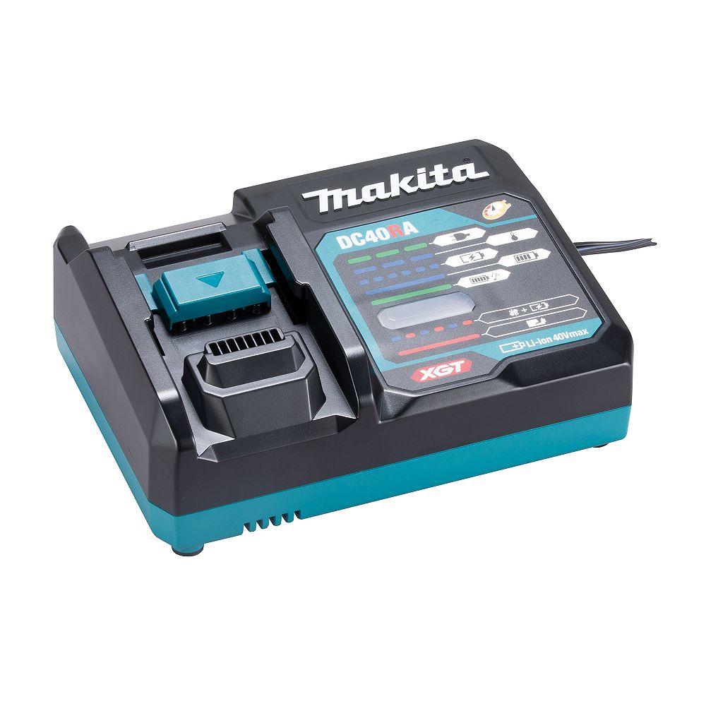 MAKITA XGT 40V MAX Rapid Charger