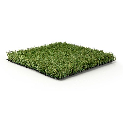 Greenline 54 Fescue 7.5ft x25ft artificial grass for outdoor landscaping.