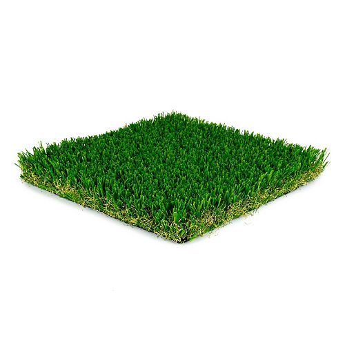 Greenline 65 Fescue 7.5ftx25ft artificial grass for outdoor landscaping.