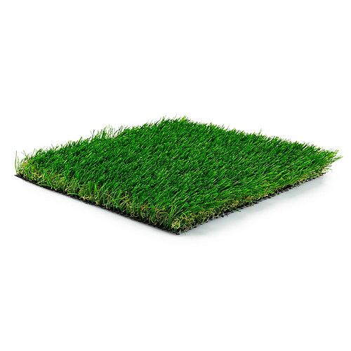 Greenline 65 Spring 7.5ftx25ft artificial grass for outdoor landscaping.