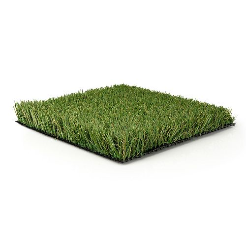 Greenline 82 Fescue 7.5ftx25ft artificial grass for outdoor landscaping.