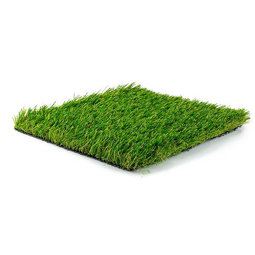 Greenline 82 Spring 7.5ftx25ft artificial grass for outdoor landscaping.