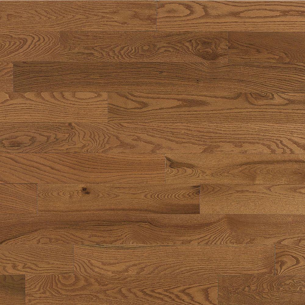 Juno Northfield Gold Quartz 3/4-inch T x 5-inch W x Varying L Eng. Hardwood Flooring (14.76 sq.ft./case)