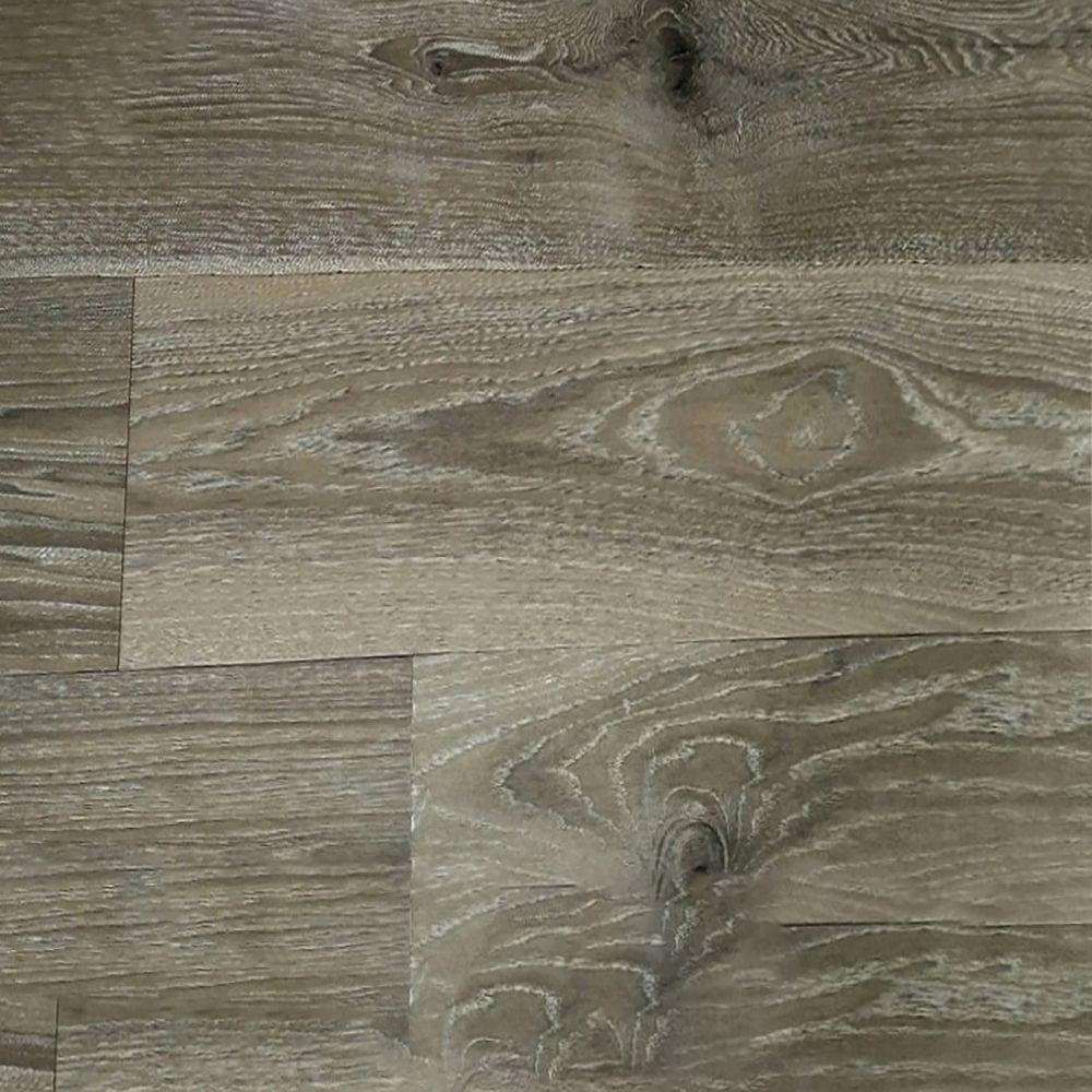 Juno Bowery Iron Grey 3/4-inch T x 7.5-inch W x 84-inch L Eng. Hardwood Flooring (22.08 sq.ft./case)