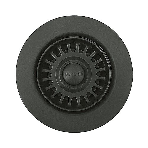 Colour-Coordinated Metal Waste Flange, Anthracite