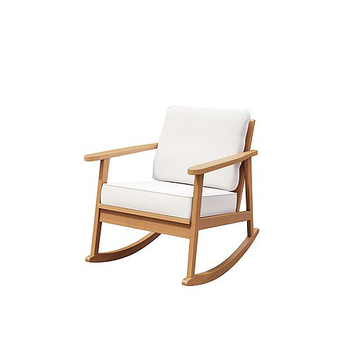 Glenbrooke Cushioned Rocking Chair