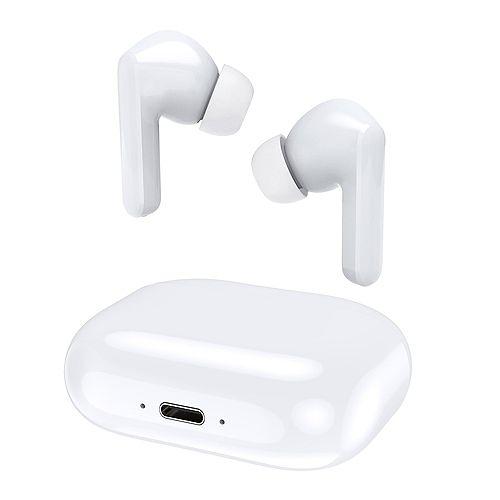 T18 Wireless Bluetooth In-Ear Earbuds - White