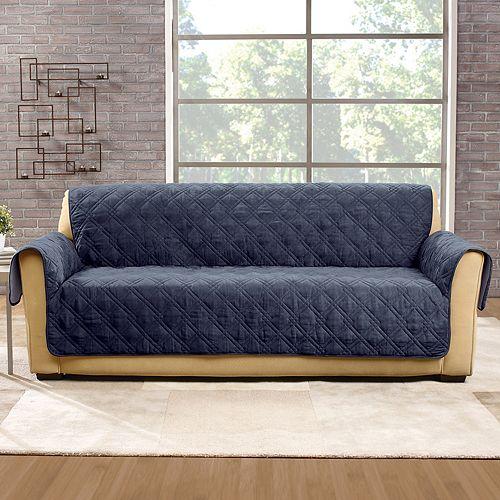 Non-Slip Waterproof Sofa - Storm Blue