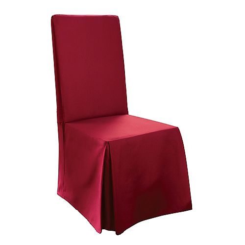 Duck Solid -Dinning Chair - Claret