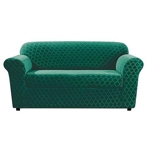 Grand Marrakesh - 2pc Loveseat - Emerald