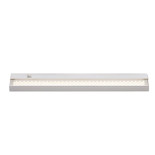 Bel Air Lighting Signature 24-inch LED White Under Cabinet Light with Frosted Glass