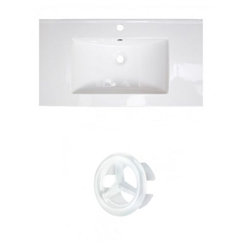 AI-20780 32-inch W Ceramic Top Set in White