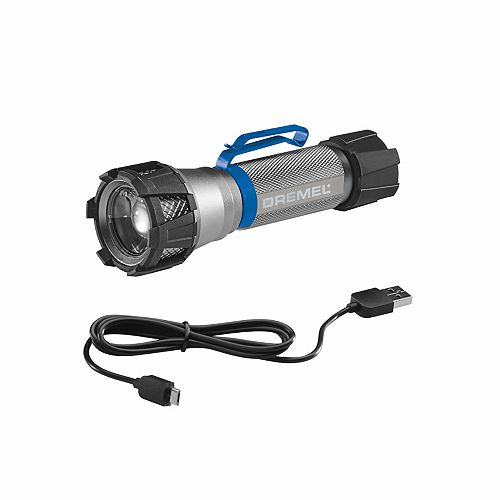 Dremel Home Solutions USB Rechargeable Flashlight