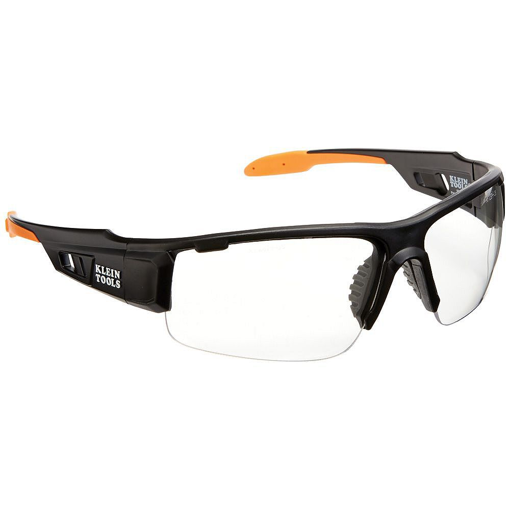 Klein Tools Professional Safety Glasses, Clear Lens