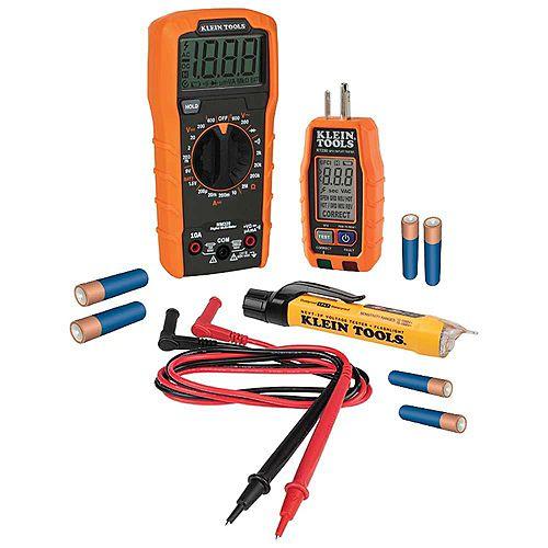 Premium Electrical Test Kit