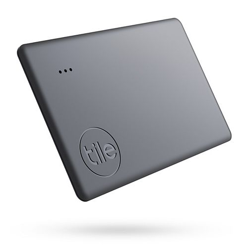 Tile Slim (2020) - 1 Pack; Slim & Sleek Bluetooth Tracker, Item Locator for Wallets and More