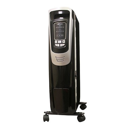 Ecohouzng Ecohouzng Digital Oil Filled Heater with Remote