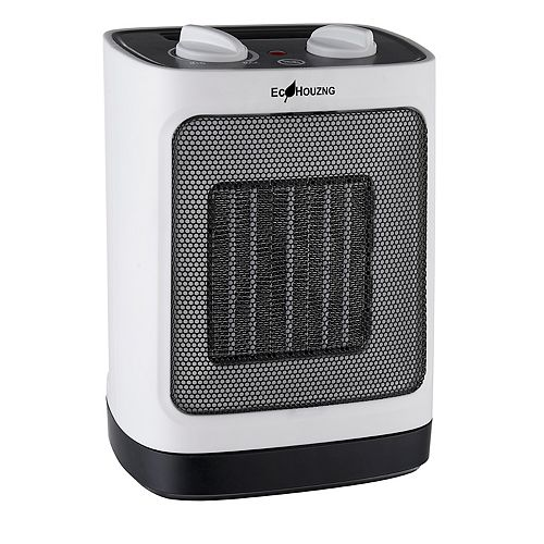 Ecohouzng Ecohouzng 23 inch Oscillating Tower Ceramic Heater with Remote