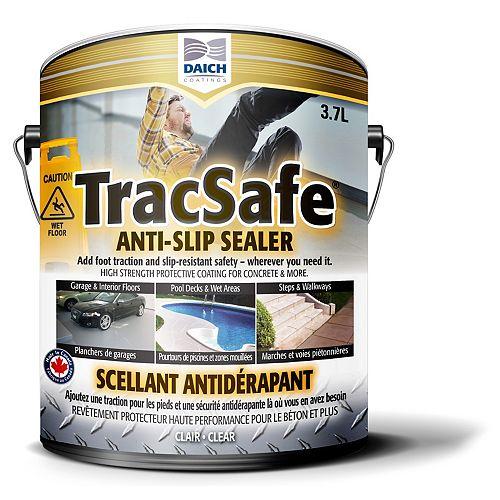 TracSafe Anti-Slip Sealer - 3.7L