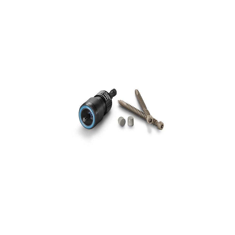 Starborn Pro Plug System- 100 LF Fieldstone Grey