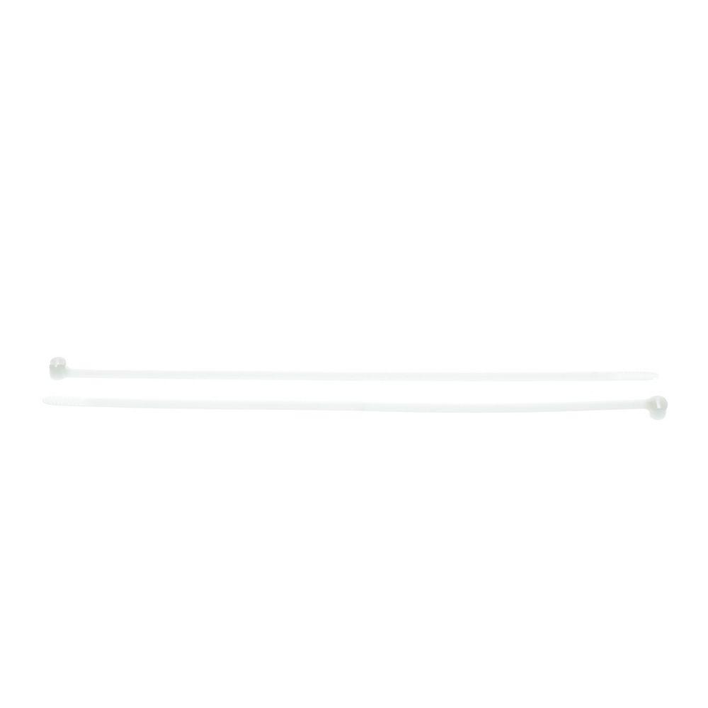 MARR Attache Câble 13po 2 Pièces Nylon 120lb - Sac de 50