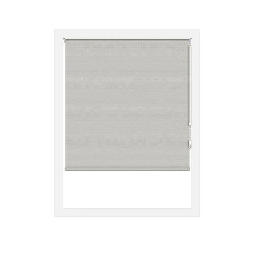 Toiles à Rouleau Occultant Rustica Taupe - 19 x 100
