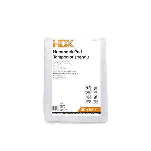 30X64X1  Hammock Pad
