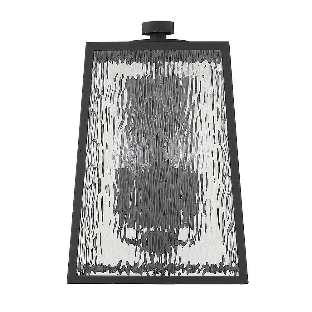 Acclaim Lighting Hirche Applique mural extérieur à 4 ampoules, 60W en noir finis