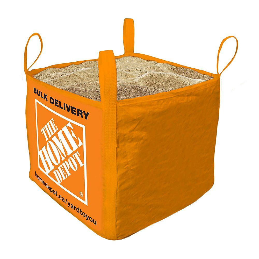 Yard-to-you Sable de jeu - Sac livré en vrac - 1 verge cube